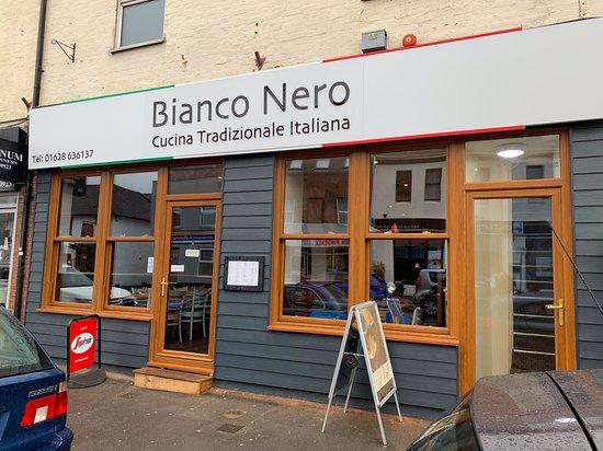 Bianco Nero Maidenhead Menu Prices Restaurant Reviews
