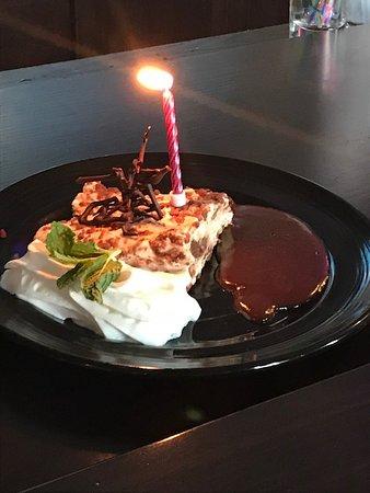 White Chocolate Brownie Pie