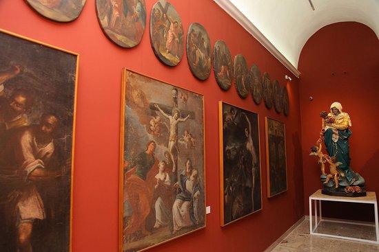 Pinacoteca - Museo sant'Egidio