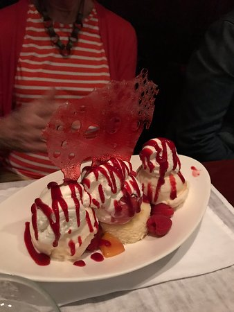 Wonderful, even just for dessert