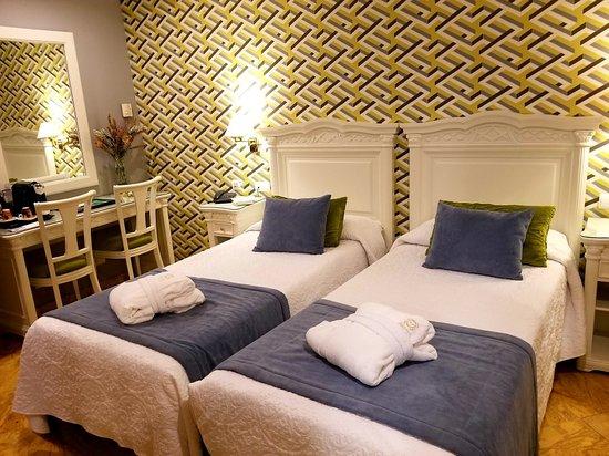 Hotel Adriano Sevilla, hoteles en Sevilla