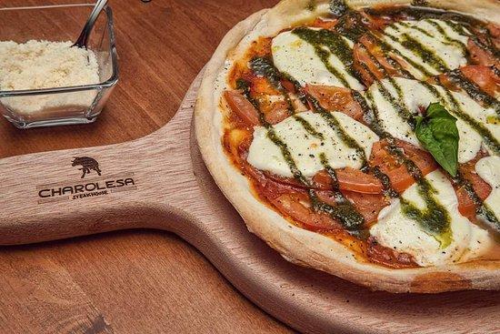 Charolesa Steakhouse: Pizza