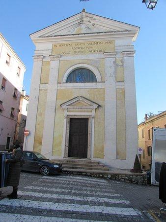 Ferentino, Italië: facciata