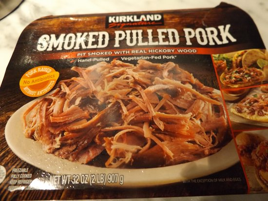 Kirkland pulled pork - Picture of Costco, Palm Desert