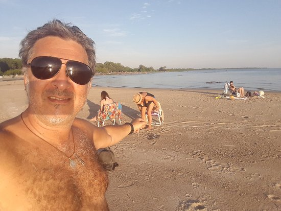 Playa Santa Ana Photo
