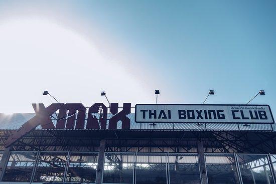 Xmax Thai Boxing Club
