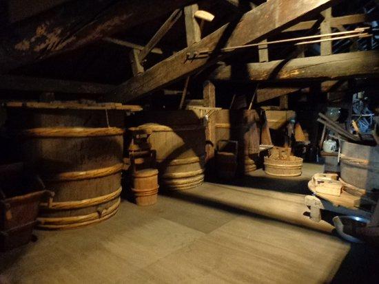 Kunchou Sake Museum: 仕込み処