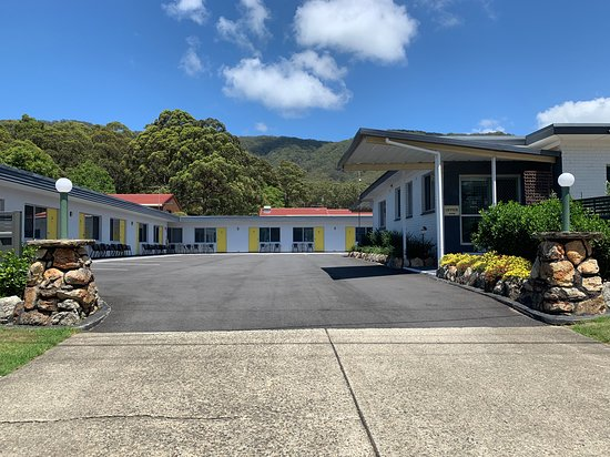 Entrance - Picture of Mariner Motel, Laurieton - Tripadvisor