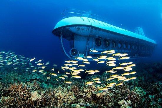 Kona Submarine Adventure和Island...