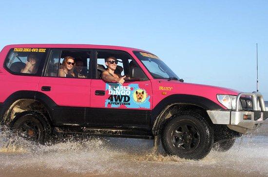 2-Day Fraser Island 4WD Tag-Along...