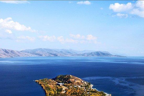 Excursão em grupo: Lago Sevan...