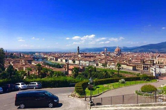Landutflukt til Firenze og Pisa fra...