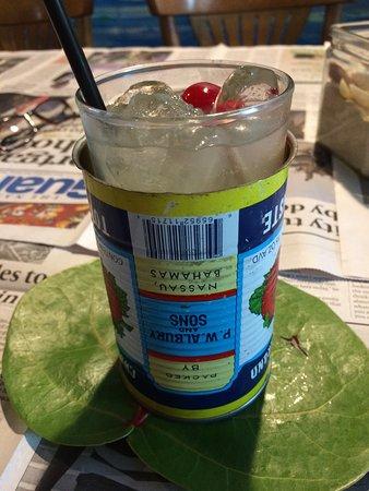 EAT Bahamas Tours: Local Lemonade!