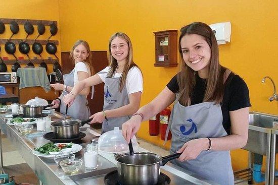 Cours privé de cuisine thaïlandaise à...