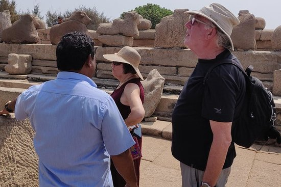 Mahabalipuram day trip from Chennai...