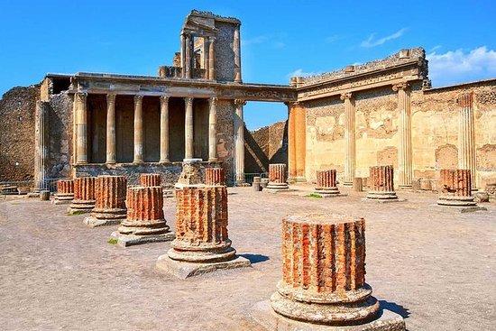 Visite privée - Pompéi - Herculanum...