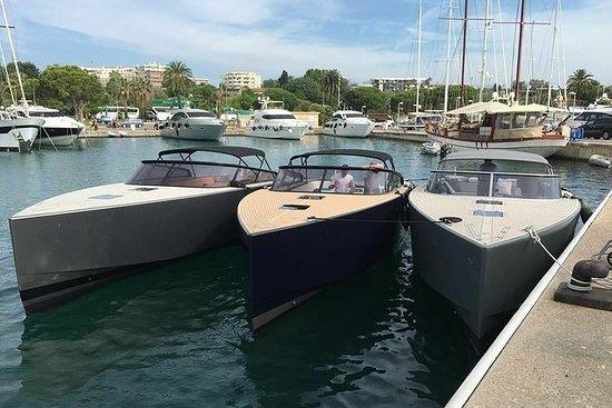Luxury Day Charter fra Cannes til St...