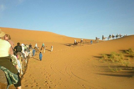 Circuit de Marrakech à Merzouga...