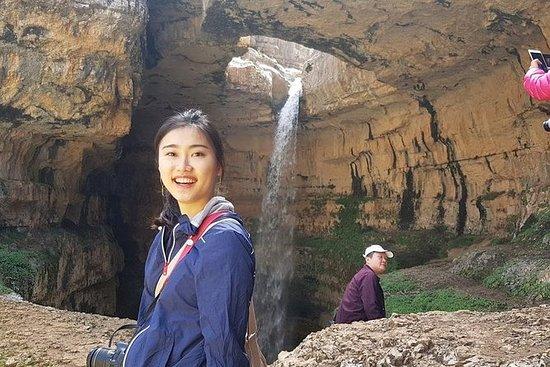 Excursion d'une journée à la grotte...