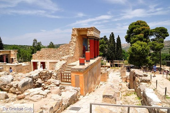 Private Tour Crete, Palace of Knossos...