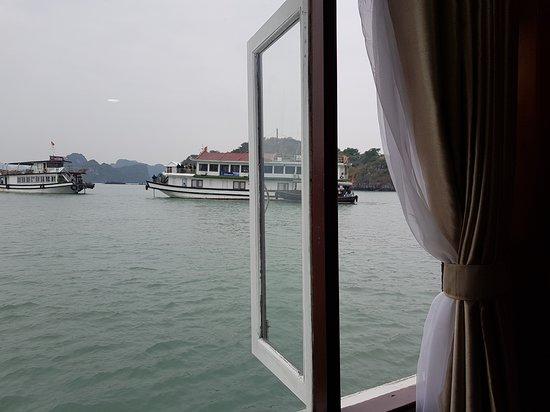 Deluxe-dobbeltværelse eller 2-personersværelse med havudsigt: view from room