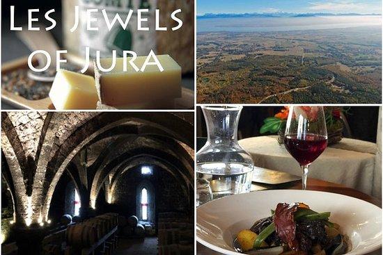 Les Jewels of Jura - excursão de dia...