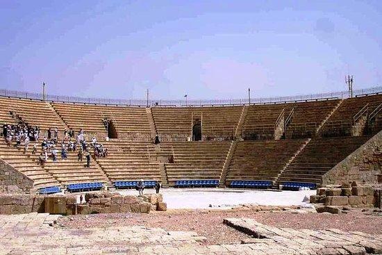 Césarée, Acre et Rosh Hanikra en...