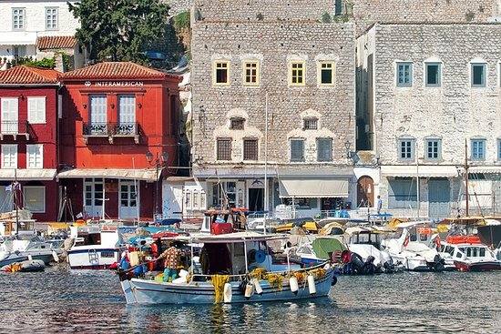 From Athens: Full-Day Cruise to...