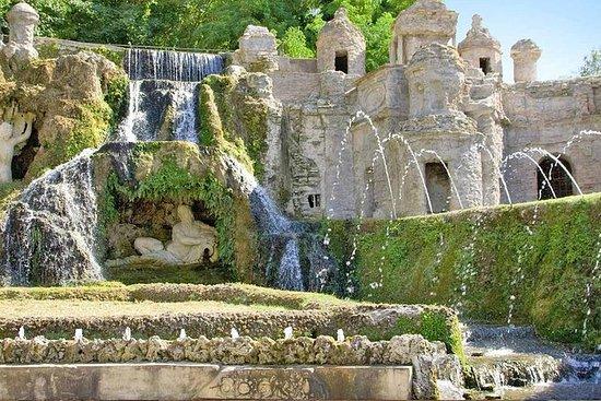 Rome to Tivoli Day Trip for Kids...
