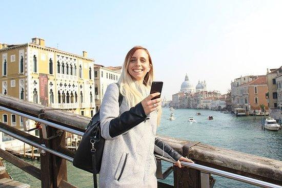 Digitaler Audioguide von Venedig...