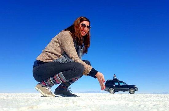 SALT FLATS PRIVATE FD&SUNSET