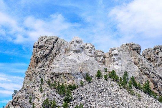 Yellowstone, Mt.Rushmore & Grand...