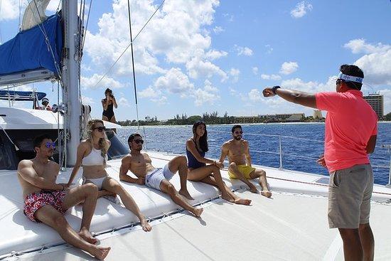 Cozumel Snorkeling & Catamaran Fun...
