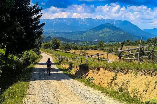 10 day cycling tour in Brasov...