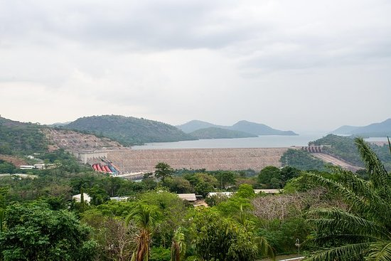 Volta Lake Tour & Cruise