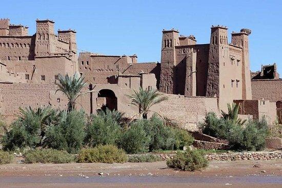 fes to marrakech 3 days desert tour: fes to marrakech via merzouga 3 days desert tour