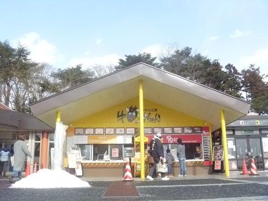 Maesawa Service Area (Outbound)
