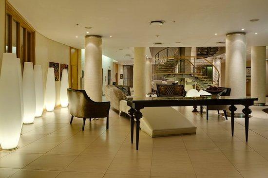 Illovo, Sør-Afrika: Lobby