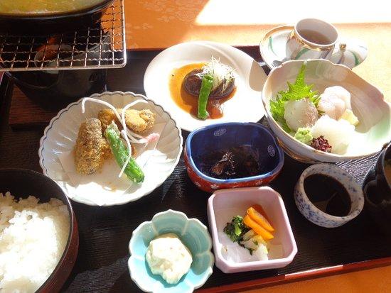 Osakikamijima-cho, Japan: お昼ご飯