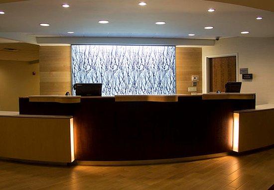Watervliet, MI: Lobby