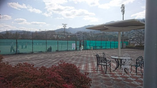 Kainan Municipal Citizen Tennis Court
