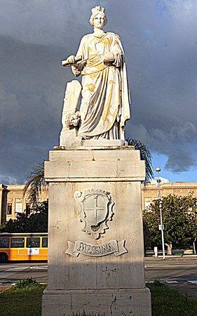 Statua di Messina Riconoscente