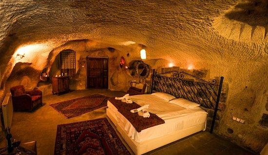 Harika Tas Evler Cave Art Cappadocia Urgup Turkiye Tripadvisor