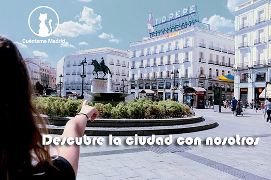 Cuentame Madrid