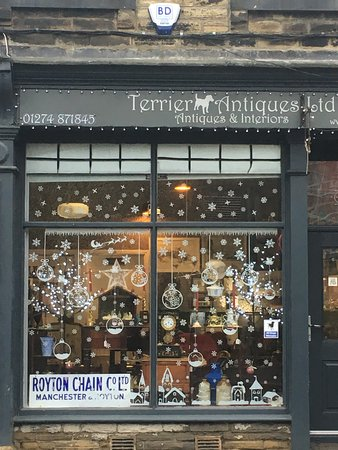 Terrier Antiques Ltd