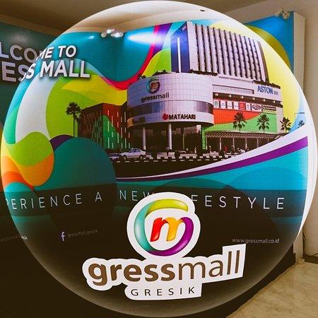 Gresik, Indonesië: gressmall