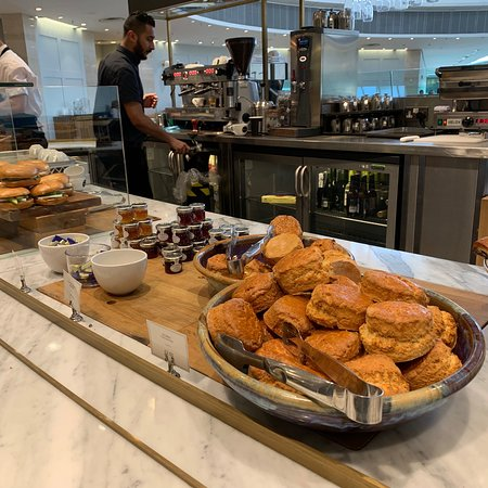 The Cafe By Benugo Glasgow Restaurant Reviews Phone Number