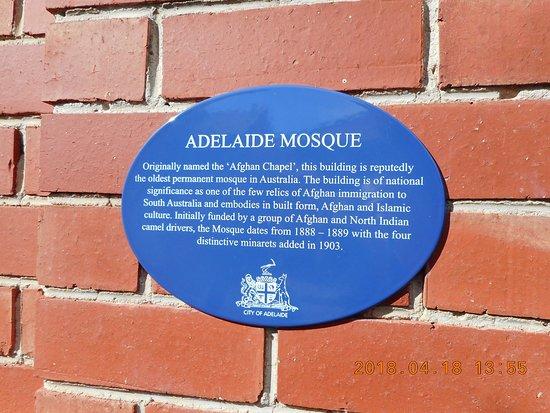 Adelaide City Mosque