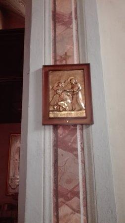 Chiesa Santa Maria Nascente: Quadro della Via Crucis