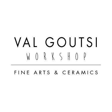 Val Goutsi Workshop sign